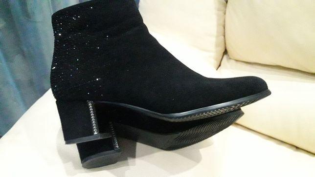 Сапожки ботиночки