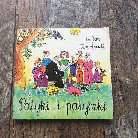 Jan Twardowski Patyki i patyczki