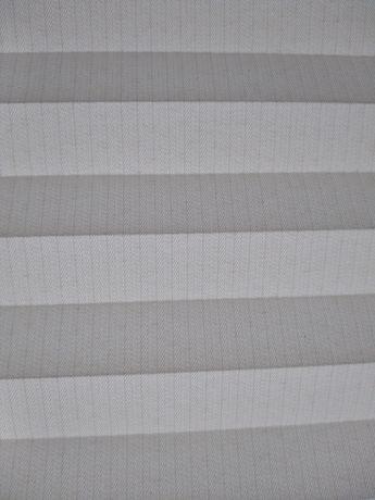 Rolety plisowane komplet kremowe*Plisy*