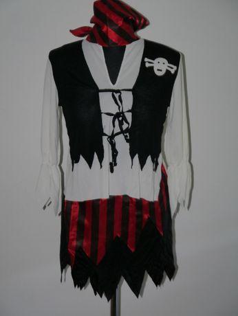 n311 kostium pirat Piraci z Karaibów chustka