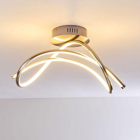 Lampa ŻYRANFDOL LED śruba fala VIOLETTA 15441-5. 30W DESIGN nowość