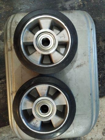 Новые колеса для рохлы