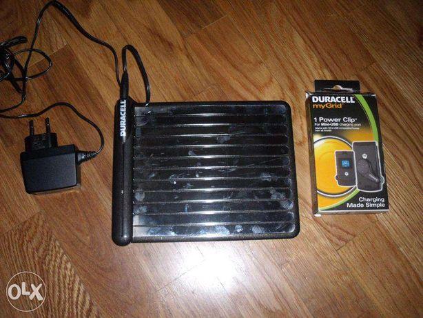 Duracell mygrid + power clip mini-usb