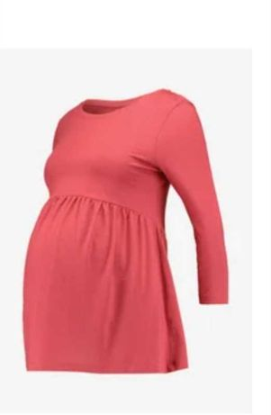 Bluzka ciążowa tunika Zalando Maternity