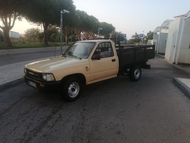 Toyota Hiluxe 3 lugares