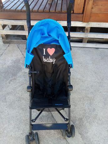 Carro de bebé como novo