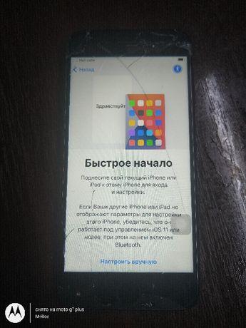 iPhone 7 A1660 128GB оригинал из США Неверлок/Apple ID чистый.Износ 25