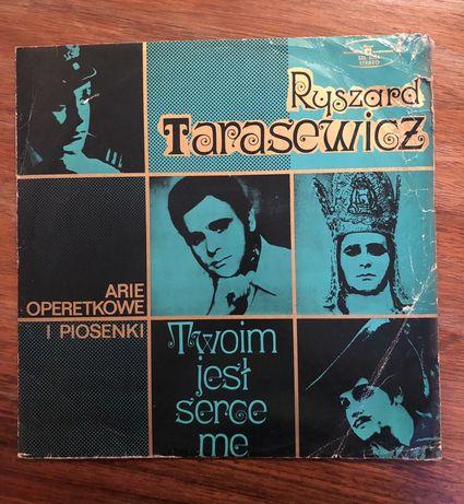 Winyl - Ryszard Tarasewicz - Twoim jest serce me - autograf