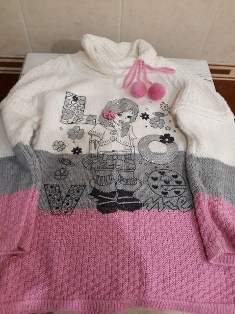 Кофточка, туничка, свитер.