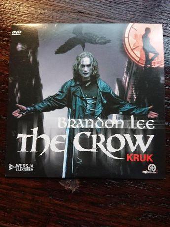 Brandon Lee w the Crow (Kruk) na dvd
