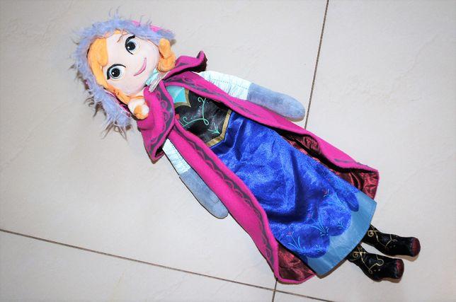 Oryginalna Anna 50cm Frozen Kraina Lodu Disney