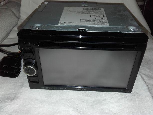 Odtwarzacz multimedialny, samochodowy Kenwood DDX3023, 15,5cm (6,1''),