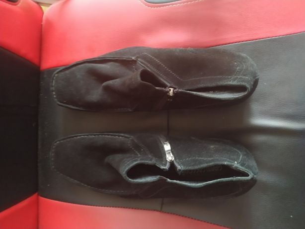 Замшевые туфли мужские 45 размер