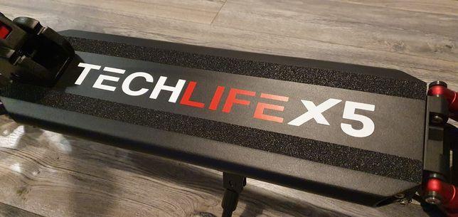 Hulajnoga elektryczna Techlife x5 (x6 x7) nowa