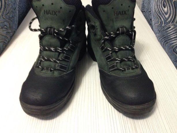 Ботинки защитные Haix gore-tex 43 р Б/У (Meindl, Lowa)