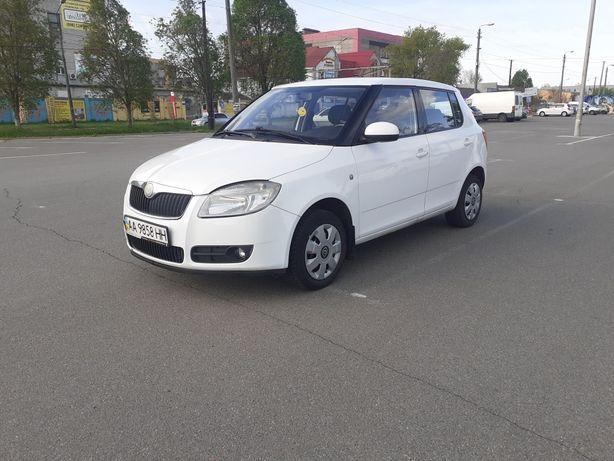 Skoda Fabia 1.4 газ/бензин