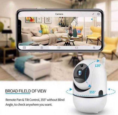 Камера видеонаблюдения. IP WiFI Видеоняня Camera Y13G наблюдения