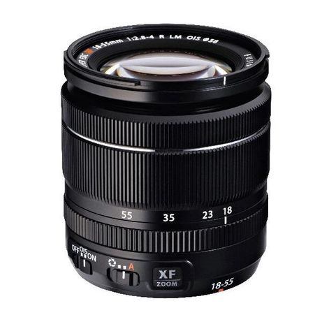 lente Fujifilm 18-55mm f2.8-4 R LM OIS