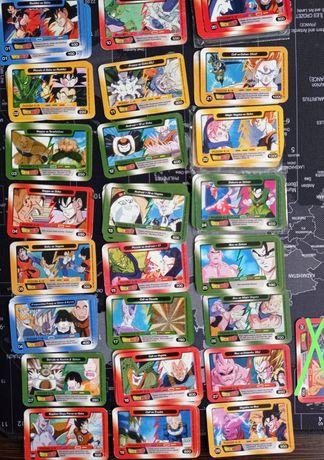 Karty walki Dragon Ball Z i GT Chio