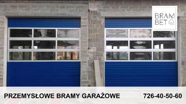 Przemysłowa Brama Garażowa - Poznań