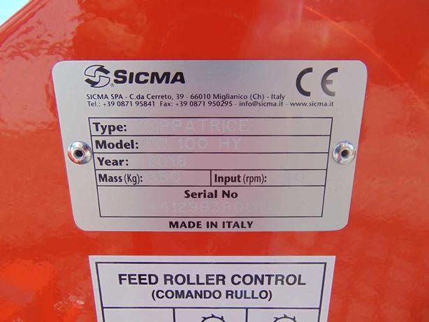 Biotriturador Sigma EC 100 HY Hidroestatico, Profissional