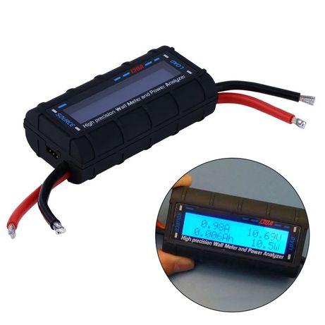 Watt meter licznik energii, watomierz kamper, przyczepa