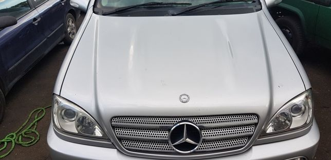Mercedes ML w163 lift AMG maska przód