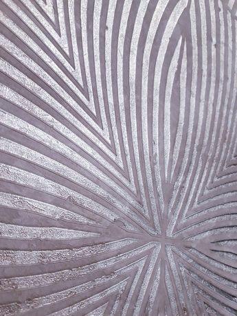 YORK WALLPAPER ***Elegancka piękna tapeta szary srebro beton 53cmx10m