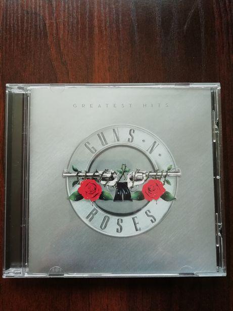 Płyta CD Guns n Roses.