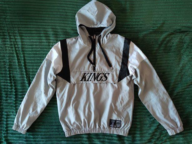 Ветровка Анорак Куртка Los Angeles Kings Majestic NHL Кингз НХЛ США