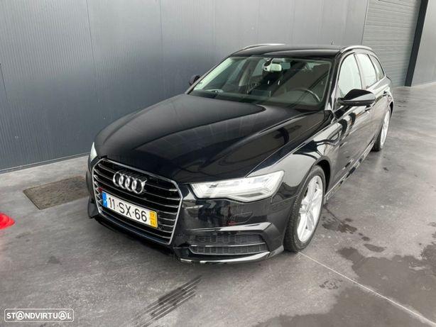 Audi A6 Avant 2.0 TDi Sport S tronic