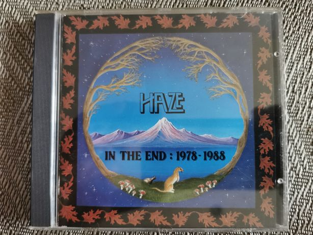 Płyty CD rock/blues