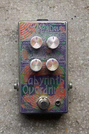 Efekt gitarowy Devis Labyrinth Overdrive
