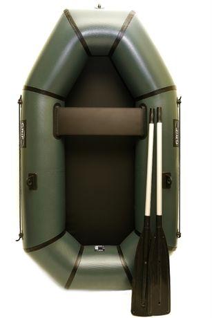 Лодка пвх надувная полутораместная Grif boat GH-210