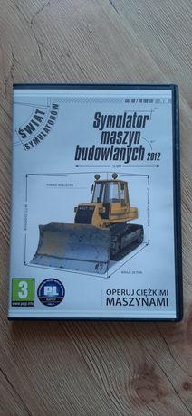 Gra PC Symulator maszyn budowlanych