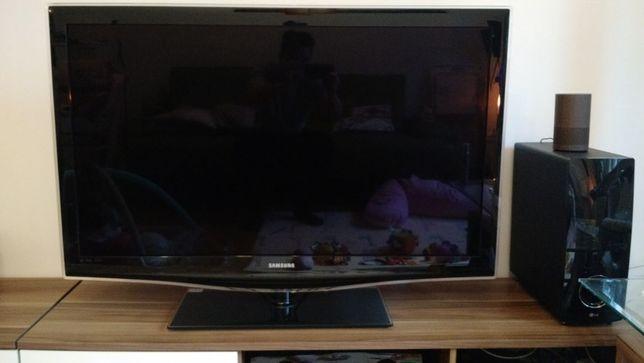 """Telewizor Samsung FullHD 46"""" Dvb-t Mpeg4"""