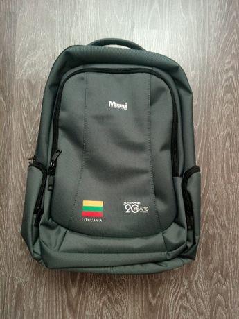 Брендированный рюкзак MFilter.