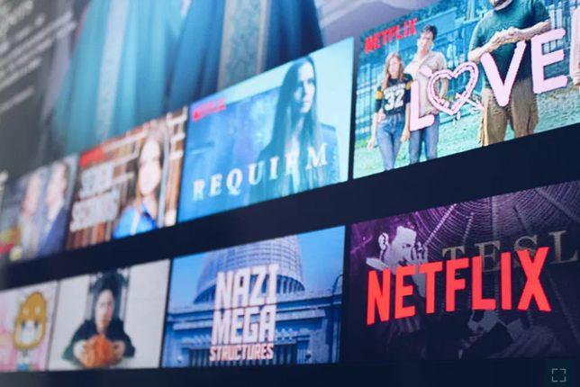 Netflix • Każde urządzenie • Nie wygasa na TV !