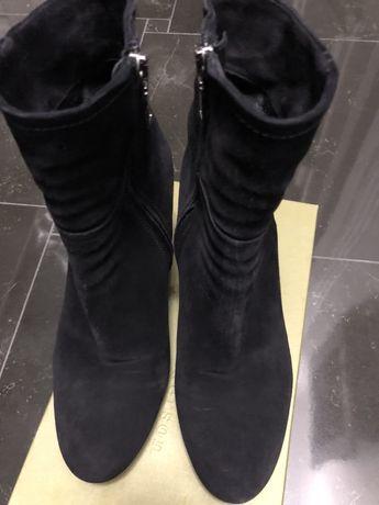 Полусапожки ботинки Prada оригинал италия