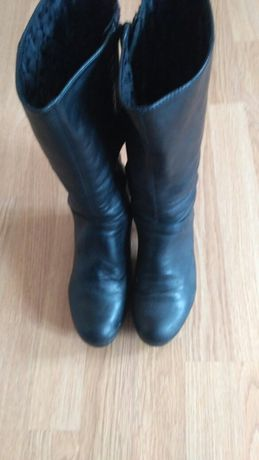 Полусапожки / ботиночки кожа Vegabond