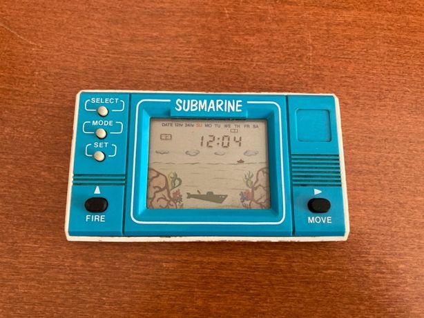 Consola retro - Mini Arcade Submarine LCD game com Caixa