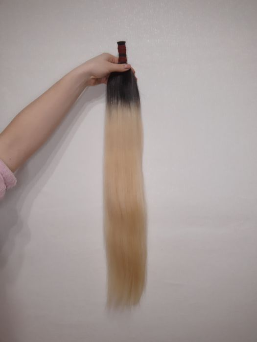 Волосы для наращивания омбре Киев - изображение 1