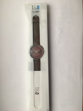 Nowy zegarek damski TICk&OGLE