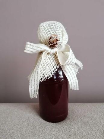 Naturalny sok 100% malinowy, syrop z malin