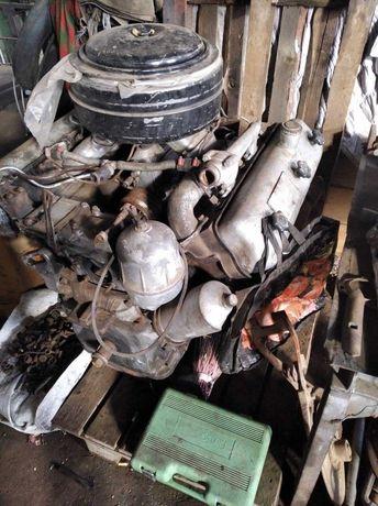 Двигун  ЯМЗ 236.