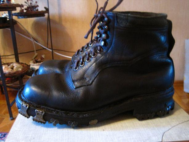 Ботинки горные Вермахт