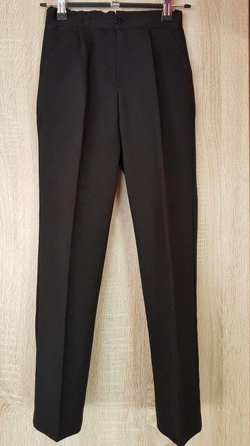 Eleganckie spodnie chlopiece rozmiar 134-140