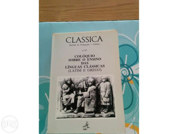 Clássica_Colóquio sobre o ensino das línguas clássicas