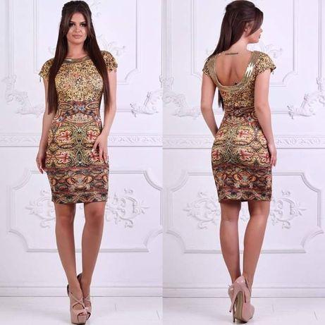 АКЦИЯ!Турция!Шикарное,летнее брендовое  платье сарафан 44,46.