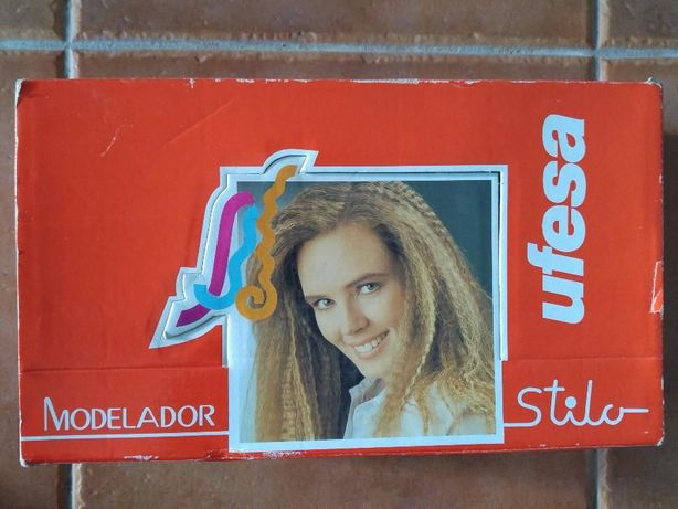 Modelador de cabelo Stilo Ufesa
